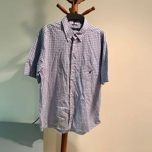 Nautical Great Condition Plaid Shirt